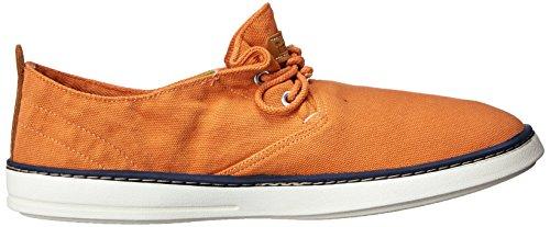 Timberland Ekhoksthand Ox - Zapatillas Hombre Naranja