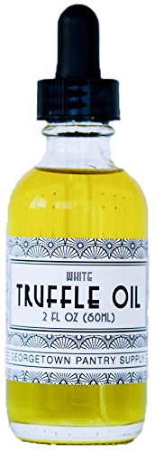 (G.P.S. White Truffle Oil - 2 Fl Oz with dropper!)