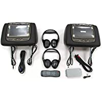 Genuine GM Accessories 22840267 Head Restraint DVD System