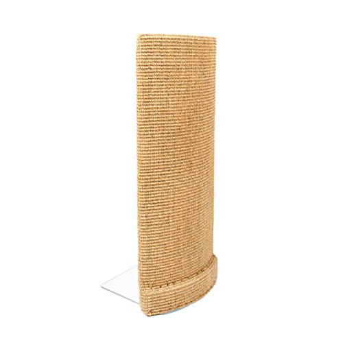 'Sofa-Scratcher' Cat Scratching Post & Couch-Corner / Furniture Protector (Gold)