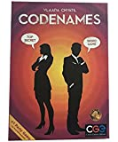 Codenames Board Game Action Code Card for Party Game