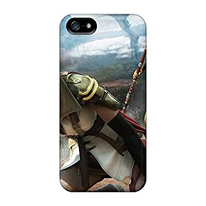 New Premium Superface Final Fantasy Skin Case Cover Excellent Fitted For Iphone 5/5s