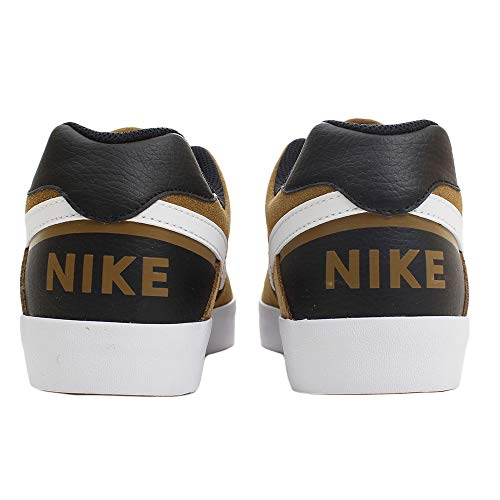 golden Unisex Deporte black white Sb 201 Vulc Nike Delta Beige De Adulto Zapatillas Force Multicolor YgHvnFwnq0