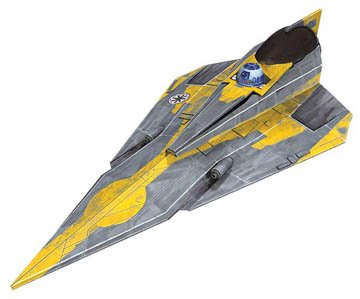 Star Wars Anakin's Jedi Starfighter Model Kit