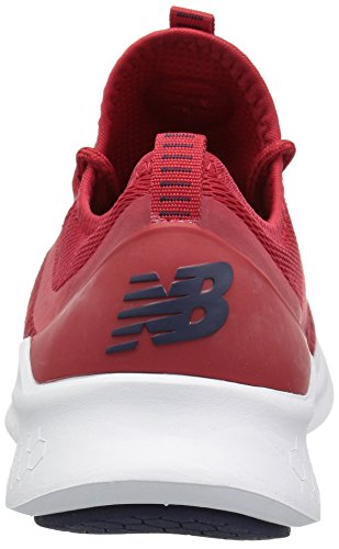 New Balance Men's Fresh Foam Lazr V1 Running Shoe Team Red/White Munsell free shipping ojPCy