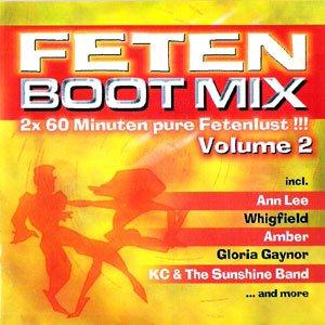 Feten Boot Mix Vol. 2 (Non-stop Mixes, 4x30 Minutes Duration, for Clubs, Bars, Parties)