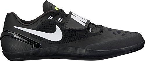 volt Blanc Nike Pour Noires noir De Course Chaussures Zoom 017 Adulte 6 Unis Rotational TqT7PS