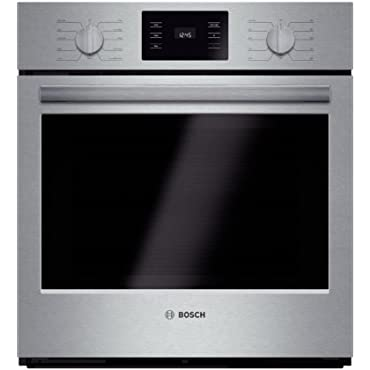 Bosch HBN5451UC 500 27 Stainless Steel Electric Single Wall Oven Convection