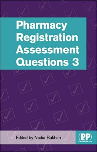 Pharmacy Registration Assessment Questions 3: Amazon co uk