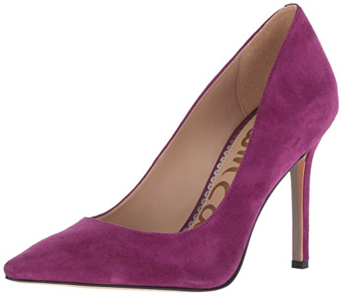(Sam Edelman Women's Hazel Pump, Purple Plum, 8 M US)
