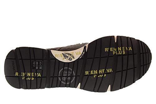 3555 Scarpe grigio Sneakers Premiata Verde Mase Basse Uomo SqndX