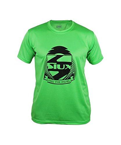 Siux Camiseta Entrenamiento Verde