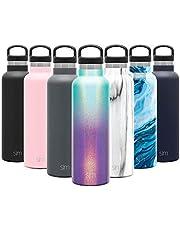 Simple Modern Ascent Drinkfles - waterfles thermosfles voor sport - geïsoleerde thermosfles - dubbelwandig - roestvrij staal 18/8 cadeaus voor kinderen, vrouwen en mannen: