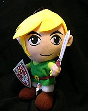 THE LEGEND OF ZELDA - PELUCHE LINK 30cm / LINK PLUSH TOY 12""