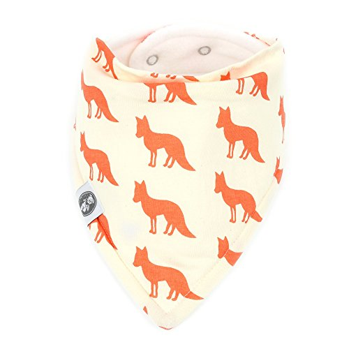 Baby Bandana Drool Bibs for Boys & Girls 12 Pack Forest Friends Set by Mumby by Mumby (Image #4)