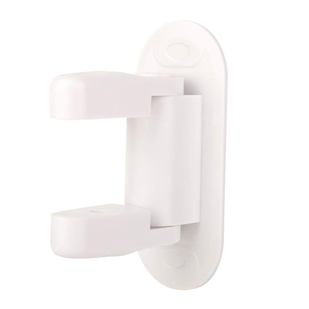 Cerradura de puerta para ni/ños a prueba de ni/ños Cerradura de la manija de la puerta Autoadhesiva Cerraduras de gabinete de seguridad para ni/ños