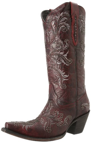 Lucchese 1883 Sniptoe Angelina Handcrafted Women's Cowgirl Boot rEqrvRw