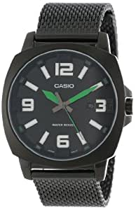 Casio Men's MTP-1350BD-1A2DF Analog Casual Watch