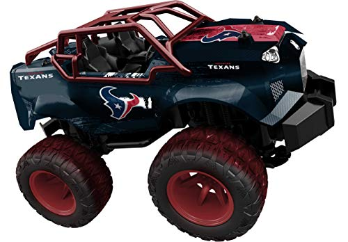 - Officially Licensed NFL Remote Control Monster Trucks Houston Texans
