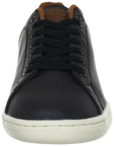 JACK & JONES JJ Brooklyn PU JI 12062151, Herren Sneaker Schwarz (Black)