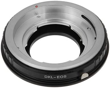 Fotodiox Pro Lens Mount Adapter Compatible With Deckel Kamera