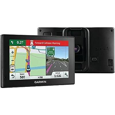 "Garmin(r) 010-01541-01 Driveassist 50lmt 5"" Gps Navigator With Built-In Dash Cam, Bluetooth(r) & Free Lifetime Maps & Tr"