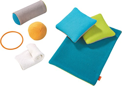 - HABA Little Friends Yoga Play Set Accessory for 4