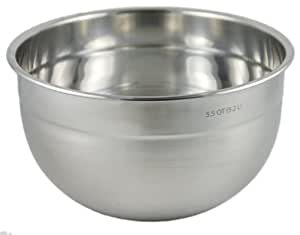 Tovolo Stainless Steel Mixing Bowl - 5.5 Quart