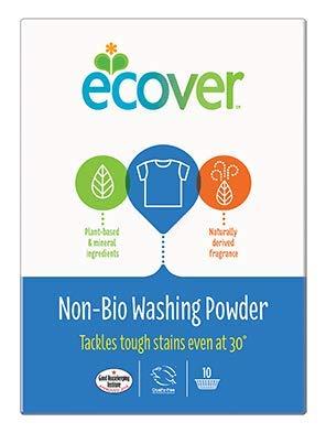 (2 Pack) - Ecover - Wash Powder Conc. Non Bio Int | 750g | 2 PACK BUNDLE