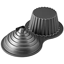 Wilton 2105-5038 Giant DIMENSIONS LARGE CUPCAKE PAN,