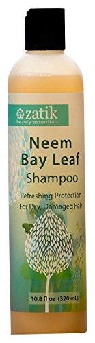 Zatik Refreshing Protection Shampoo, Neem Bay Leaf
