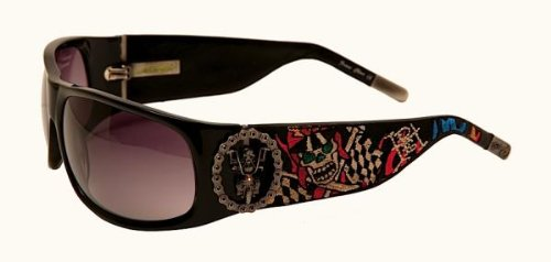 9f04cf43982 Ed Hardy Live To Ride EHS 044 Gradient Sunglasses - Buy Online in Oman.