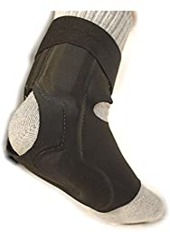 Ortho Heal Pneumatic Daytime Brace for Plantar Fasciitis, Heel Pain Relief, and Achilles Tendonitis Support (Medium)