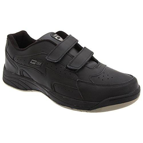 discount pay with visa 2015 cheap online Dek Mens Arizona Touch Fastening Trainers Black supply sale online amazon sale online cheap top quality JCVrr