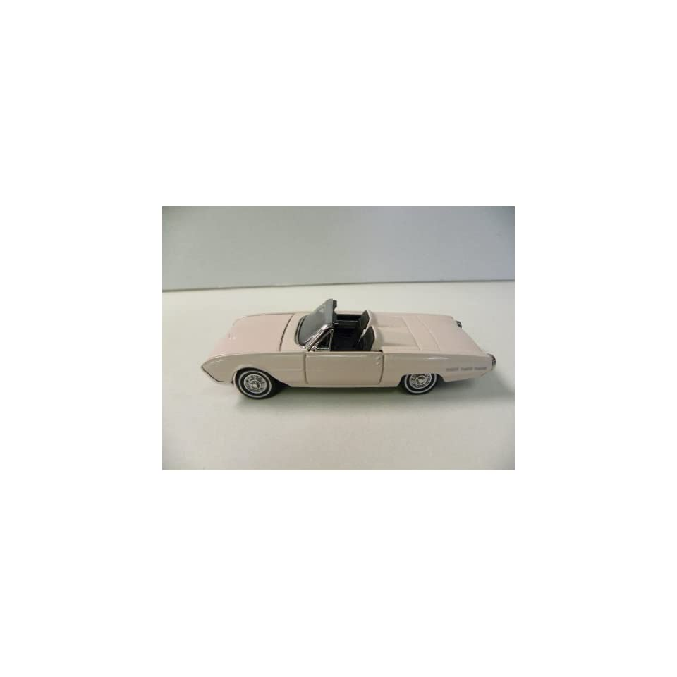 1/43 Franklin Mint 1962 Ford Thunderbird Convertible