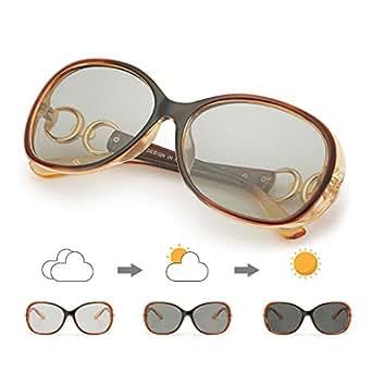 Gafas de Sol Fotocromaticas Polarizadas Eliminar Reflejos ...
