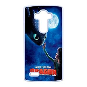 LG G4 Cell Phone Case White How To Train Your Dragon Carton F6708702