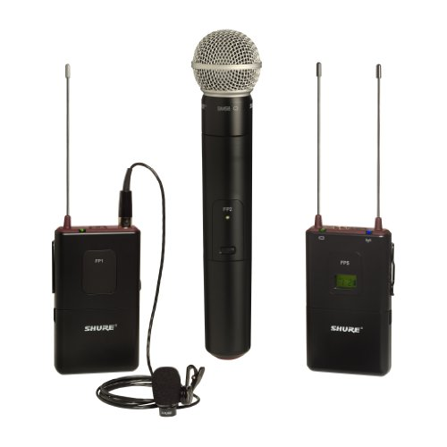 Shure FP125 83SM58 Wireless System