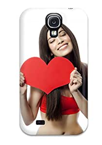 Christmas Gifts Excellent Design Mood Phone Case For Galaxy S4 Premium Tpu Case