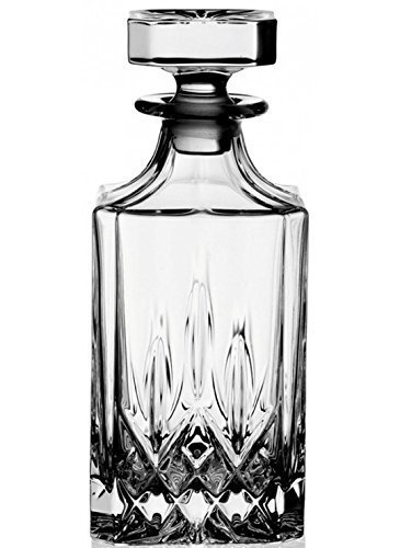 - Opera Maison Italian Crystal Whisky Decanter 75cl by RCR Crystal for Fitting Gifts