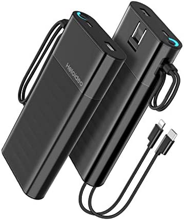 Heloideo 20000mAh Portable External Compatible product image