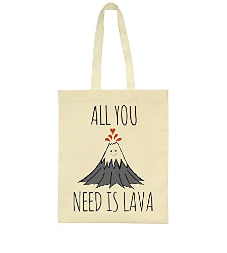 Bag Tote All Is You Idcommerce Need Lava n0fq6nYw