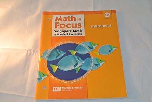 Math in Focus: Singapore Math: Enrichment, Book a Grade 1 ()