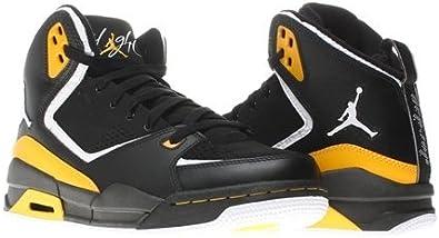 Jordan Nike Air SC-2 Mens Basketball Shoes 454050-035 Black ...