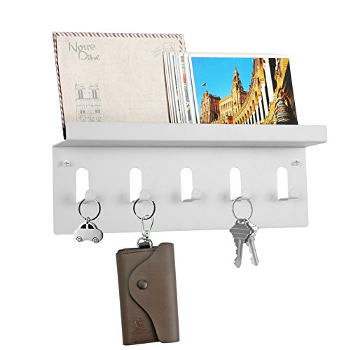 MyGift Mounted Holder Organizer Storage