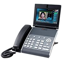 Polycom VVX 1500 Video Phone w/ Power Supply