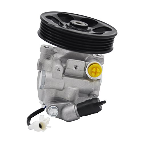 New Power Steering Pump 21-331 For 2010 2009 Subaru Truck Forester 2.5L And 2008 2009 2010 2011 2012 Impreza 2.0L /2.5L(With Pulley Sensor) -