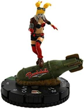 043a DC Harley Quinn /& The Gotham Girls HeroClix Rare Harley Quinn