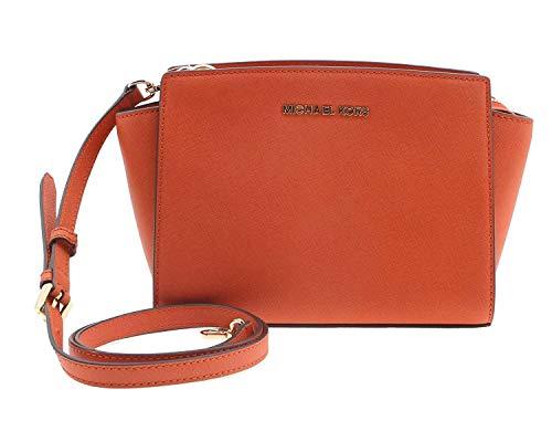 cd0dd11be96d MICHAEL Michael Kors Selma Medium Saffiano Leather Messenger - Buy ...