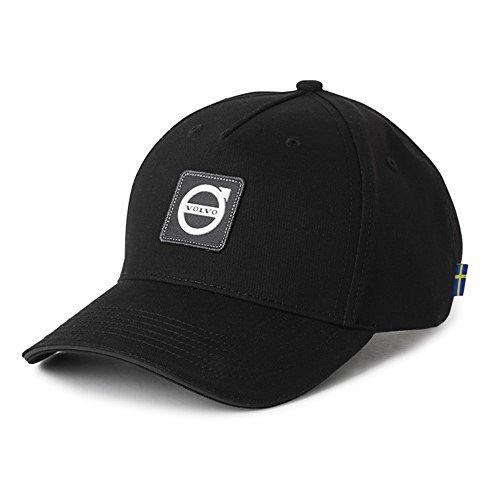 - Volvo Brand Trucks Iron Mark Rubber Patch Black Reflective Cap/Hat